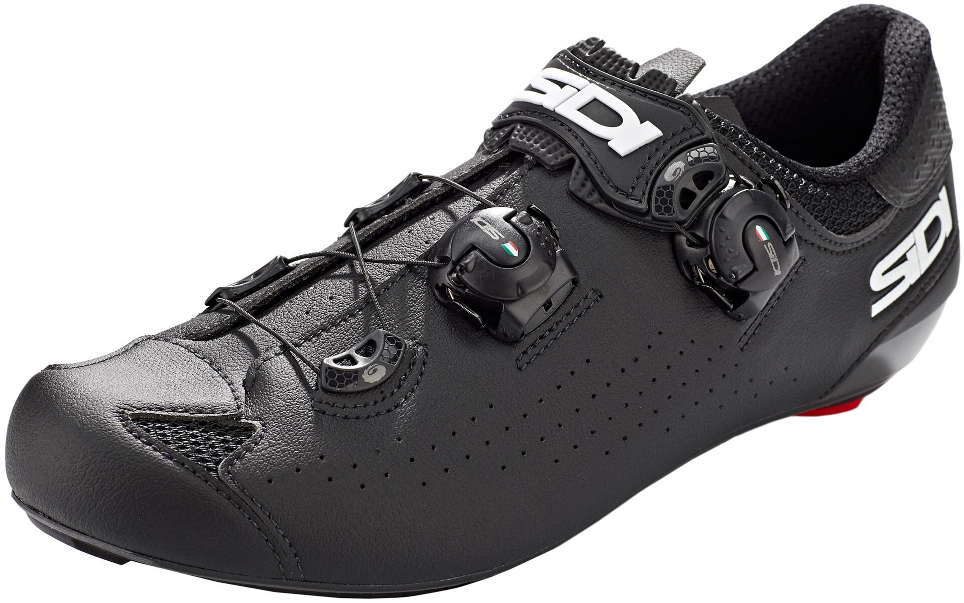 Sidi Genius 10 Schuhe Herren blackblack